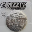 GRIZZLY SNUFF LID NEW/IN PACKAGE