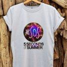 5 Seconds of Summer shirt 5 SOS t shirt women and men