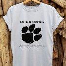 Ed Sheeran shirt Ed Sheeran t shirt women and men ES-07