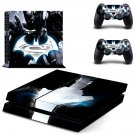 Superman decal for ps4 console & controller sticker