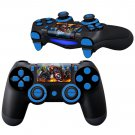 Avengers Age of Ultron design PS4 Controller Full Buttons skin