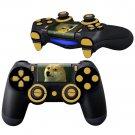 White Bear design PS4 Controller Full Buttons skin