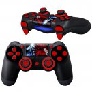 Kill Strain design PS4 Controller Full Buttons skin