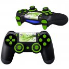 Swirl Vector design PS4 Controller Full Buttons skin