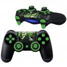 Colorful Joker design PS4 Controller Full Buttons skin