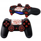 American Psycho design PS4 Controller Full Buttons skin