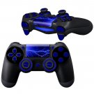 Thunder Lighting design PS4 Controller Full Buttons skin
