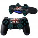 UK Flag Bridge design PS4 Controller Full Buttons skin