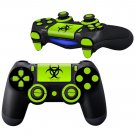BIOHAZARD design PS4 Controller Full Buttons skin