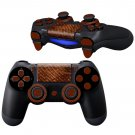 Red Snake Design PS4 Controller Full Buttons skin