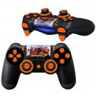 TEKKEN7 Design PS4 Controller Full Buttons skin