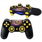 Minnesota Vikings Design PS4 Controller Full Buttons skin