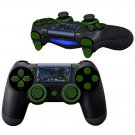 Dinosaurs Attack Design PS4 Controller Full Buttons skin