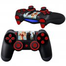 Last of us Design PS4 Controller Full Buttons skin