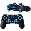 Alienware 3D Design PS4 Controller Full Buttons skin