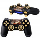 MotorCycle Design PS4 Controller Full Buttons skin