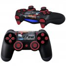 The Crew Design PS4 Controller Full Buttons skin