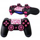 Fancy Texture Design PS4 Controller Full Buttons skin