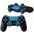 Green Brick Mosaic Design PS4 Controller Full Buttons skin