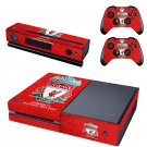 Liver Pool Football Club design skin for Xbox one decal sticker console