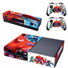 Big Heroes 6 design skin for Xbox one decal sticker console