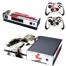 The Evil Within design skin for Xbox one decal sticker console