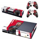 The Order 1886 design skin for Xbox one decal sticker console