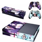 Bayonetta 2 design skin for Xbox one decal sticker console
