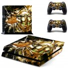 Bioshock Design decal for PS4 console skin sticker decal-design