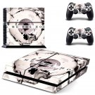 Bring me the horizon Design decal for PS4 console skin sticker decal-design
