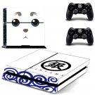 Gintama Design decal for PS4 console skin sticker decal-design