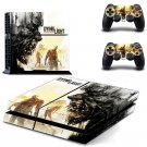 Dying Light Design decal for PS4 console skin sticker decal-design