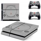 Grey Design decal for PS4 console skin sticker decal-design