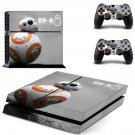 BB 8 app design decal for PS4 console skin sticker decal-design