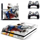 Gundam rx 78 design decal for PS4 console skin sticker decal-design