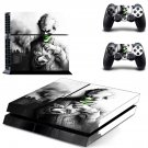 The Joker design decal for PS4 console skin sticker decal-design