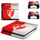 Crvena Zvezda design decal for PS4 console skin sticker decal-design