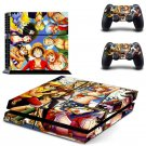 One Piece Iphone design decal for PS4 console skin sticker decal-design