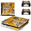 Tiger design decal for PS4 console skin sticker decal-design