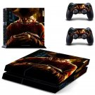 Nightmare on elm street design decal for PS4 console skin sticker decal-design