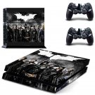 Robin the dark knight rises design decal for PS4 console skin sticker decal-design