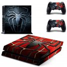 Spider design decal for PS4 console skin sticker decal-design