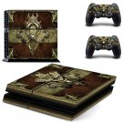 Vand skin design decal for PS4 console skin sticker decal-design