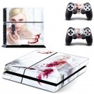Parasite Eve 3 design decal for PS4 console skin sticker decal-design