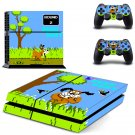 Duck Dunt Round 2 design decal for PS4 console skin sticker decal-design
