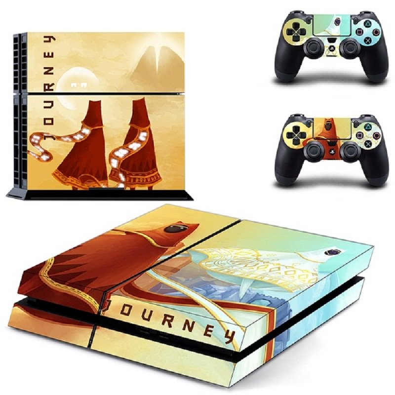 Durney Game ps4 skin design decal for PS4 console skin sticker decal-design