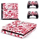 Blood Drop design decal for PS4 console skin sticker decal-design