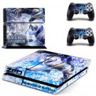The Master of Shadows design decal for PS4 console skin sticker decal-design