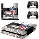 National Football League design decal for PS4 console skin sticker decal-design