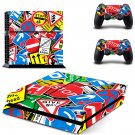 Driving School design decal for PS4 console skin sticker decal-design